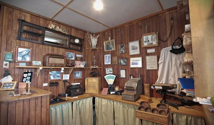 Musée de la Poste et Boutique de Forge-Parc Héritage